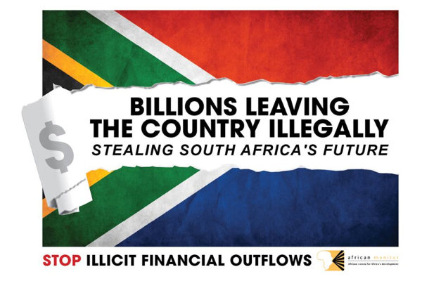 African Monitor discusses illicit financial flows on SAfm