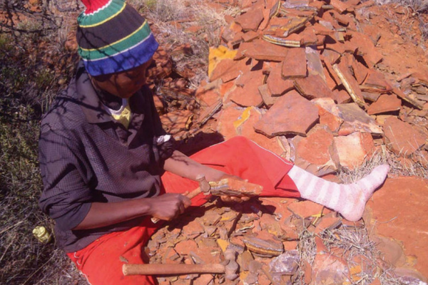 Preliminary study on artisanal and small-scale mining in South Africa