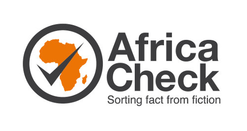 AfricaCheck OSF-SA Open Society Foundation for South Africa Grantee
