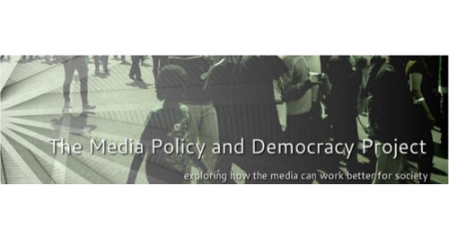 University of Johannesburg Media Policy & Democracy Project