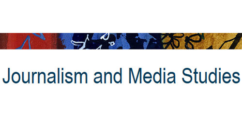 University of the Witwatersrand Department of Journalism and Media Studies