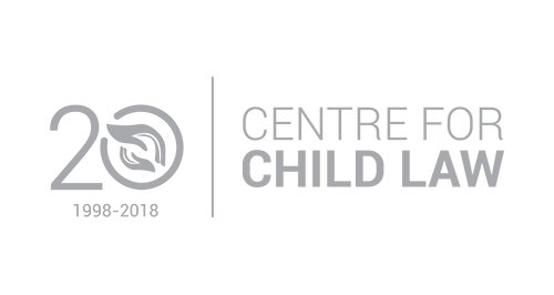 university of pretoria centre for child law