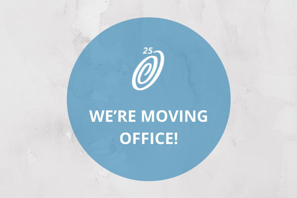 We're Moving Office OSF-SA Open Society Foundation for South Africa