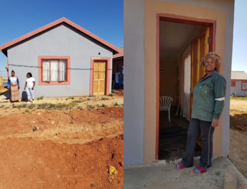 """What does 'going to scale' mean in poor communities in South Africa?"" – IBP-SA's Albert van Zyl explains"