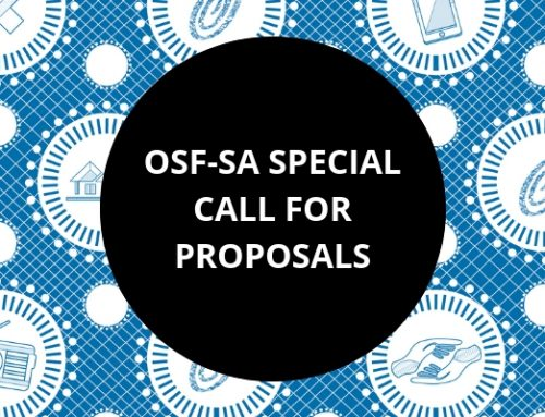 "OSF-SA Special Call for Proposals: ""A comparative analysis of Anglo Gold Ashanti's human rights record in Southern Africa, West Africa and East Africa"""