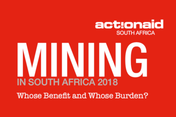 ActionAid South Africa Baseline Social Audit Report OSF-SA Open Society Foundation for South Africa